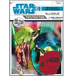 Star Wars Feel the Force Party Favor Pack
