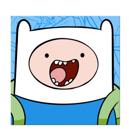 Adventure Time Party Beverage Napkins