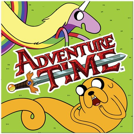 Adventure Time Party Lunch Napkins