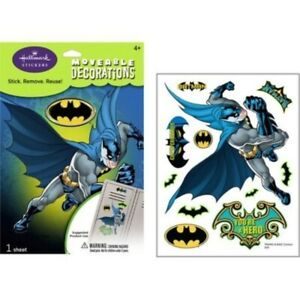 Batman Moveable Decorations Stickers