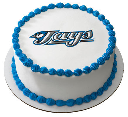 Bling Your Cake Tagged Toronto Blue Jays