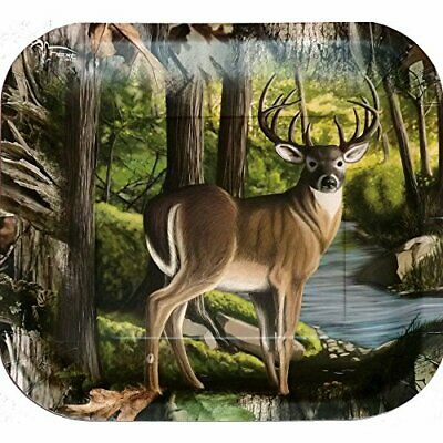 Havercamp Next Camo Deer Hunting Dinner Plates