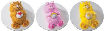 12 Care Bears Cupcake Plac Toppers