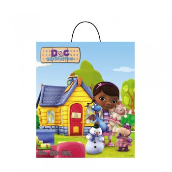 Doc McStuffins Treat Bag Halloween Candy Trick or Treat Bag
