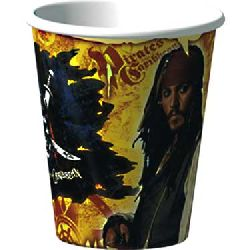 Pirates of the Caribbean Party Cups