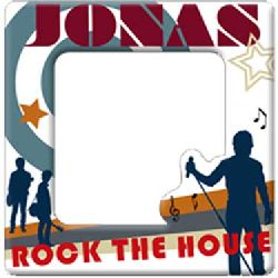 Jonas Brothers Mini Magnetic Frame Party Favors