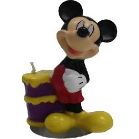 Disney Mickey Mouse Molded Candle