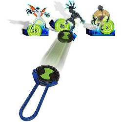 Ben 10 Alien Force Disc Launcher Party Game