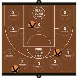 Fast Break Basketball Party Game