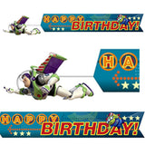 Toy Story Game Time Banner