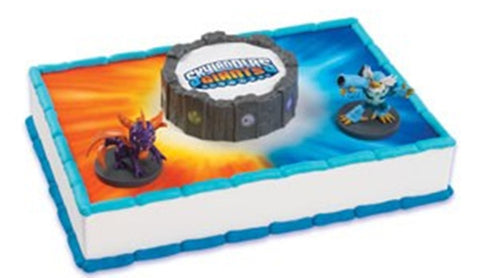 Skylanders Giants Cake Topper