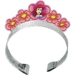 Disney's The Little Mermaid Princess Ariel Flower Headband Tiaras Party Supplies