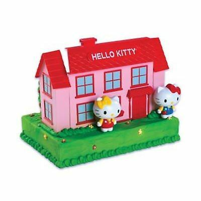 Hello Kitty Step Above Cake Decorating Kit