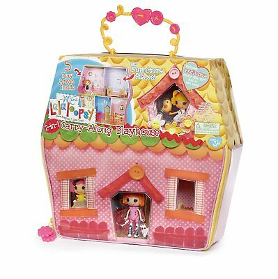 Lalaloopsy 2 in 1 Carry Along Playhouse