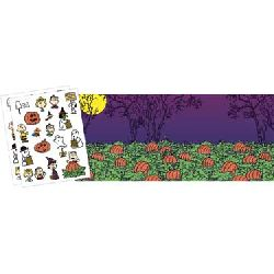 Peanuts Great Pumpkin Sticker Set