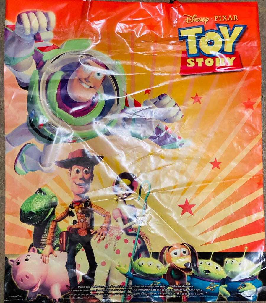 Toy Story Treat Bag Halloween Candy Trick or Treat Bag