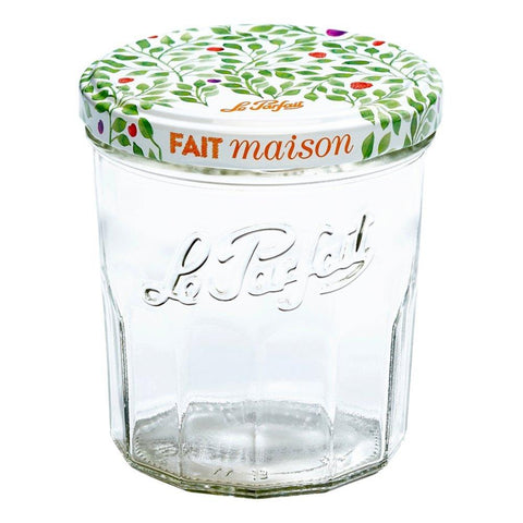 Le Parfait Jam Jars with Lids - 324 ml (8 ounce)