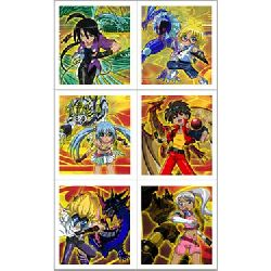 Bakugan Party Stickers