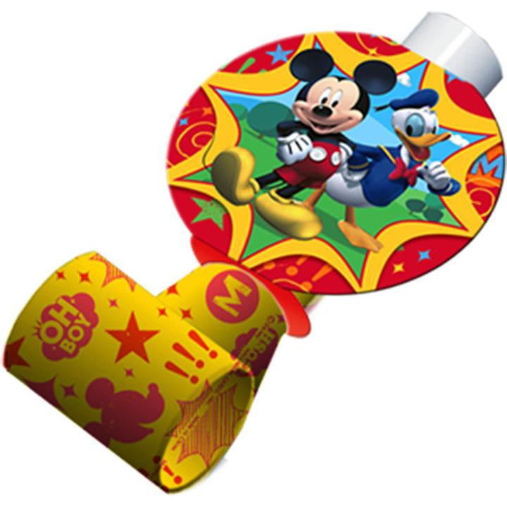Mickey Fun & Friends Party Blowouts