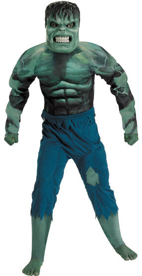 Incredible Hulk Deluxe Child Costume