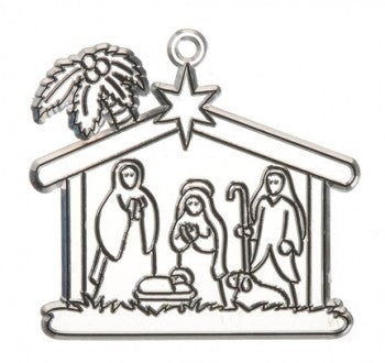 Christmas Nativity Suncatcher