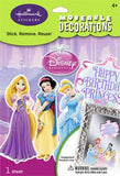 Disney Princess Cinderella, Aurora, Snow White, Rapunzel, and Ariel Moveable Decorations Stickers