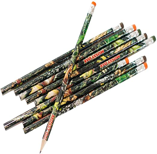 Havercamp Next Camo Mossy Oak Pencils