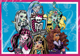 Monster High Edible Icing Cake Decor Toppers - MH1