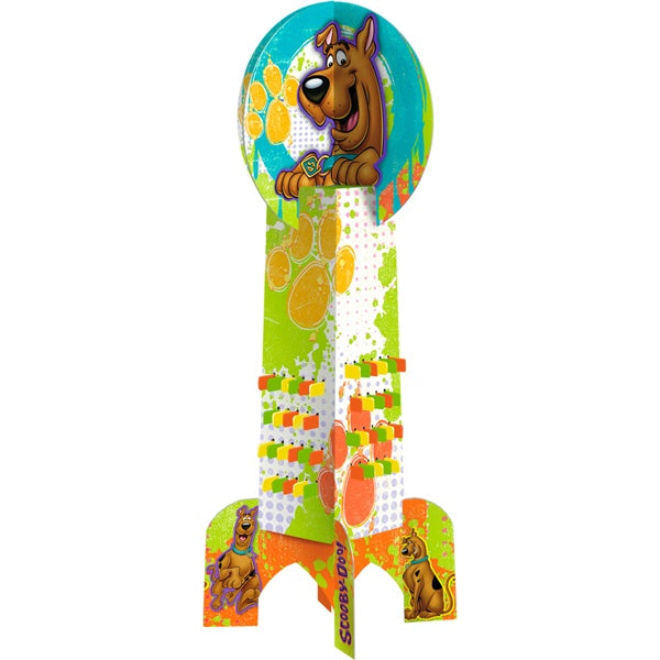 Scooby Doo Birthday Party Game Treasure Tower