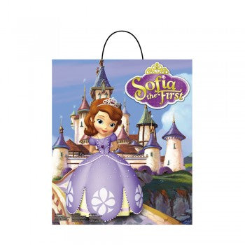 Sofia the First Treat Bag Halloween Candy Trick or Treat Bag