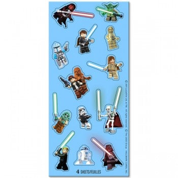 Lego Star Wars Holographic Stickeroni Stickers