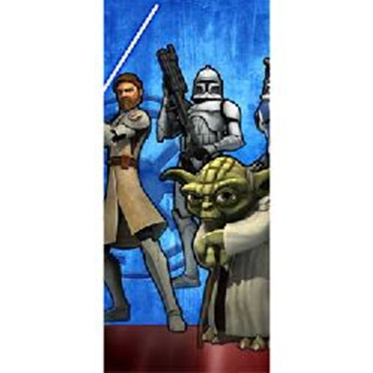 Star Wars The Clone Wars Tablecover