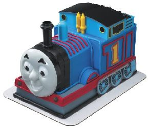 Thomas the Train Deluxe Cake Decorating Kit