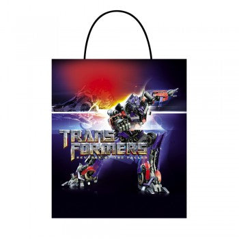 Transformers Movie Treat Bag Halloween Candy Trick or Treat Bag
