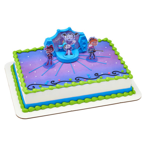 Vampirina Find Your Own Beat Cake Decor Topper