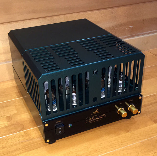 Shindo Laboratory Montille CV391 Push Pull Stereo Power Amplifier
