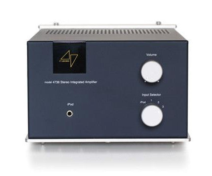 47 Laboratory Model 4736 Midnight Blue Stereo Integrated Amplifier