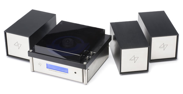 47 Laboratory Model 4741G IZUMI CD Player