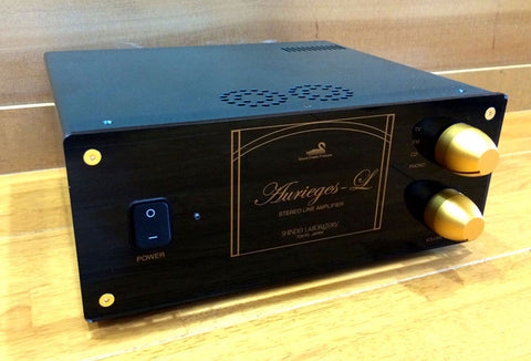Shindo Laboratory Aurieges-L Stereo Pre-Amplifier