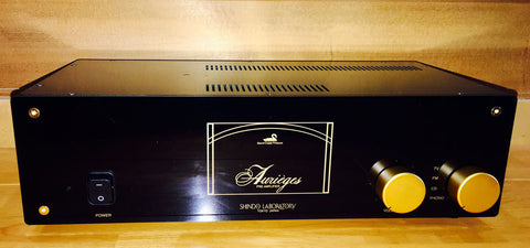Shindo Laboratory Aurieges Stereo Pre-Amplifier