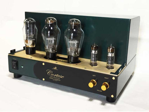 Shindo Laboratory Cortese 300B Single Stereo Power Amplifier