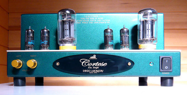 Shindo Laboratory Cortese F2a Single Stereo Power Amplifier