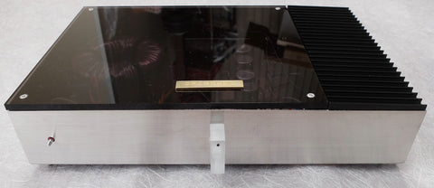 "Sparkler Audio S505 ""flügel"" Power Amplifier with Volume Control"