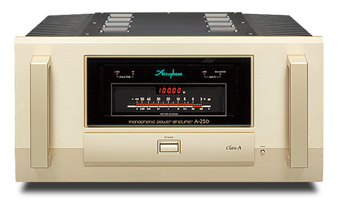 Accuphase A-250 Class-A Monophonic Power Amplifier