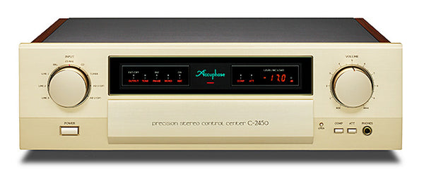 Accuphase C-2450 Precision Stereo Control Center