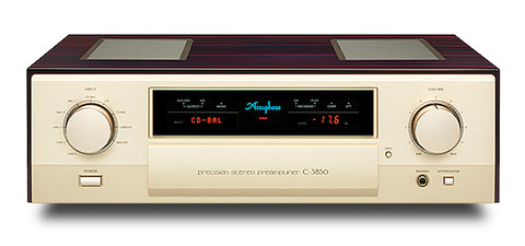 Accuphase C-3850 Precision Stereo Amplifier