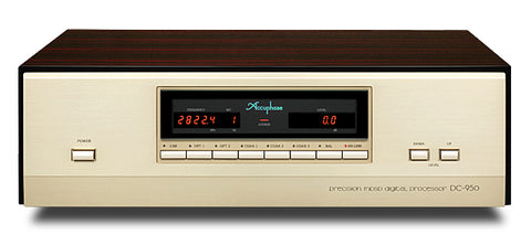 Accuphase DC-950 MDSD Precision Digital Processor