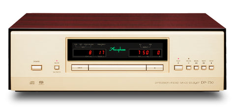 Accuphase DP-750 Precision SA-CD MDSD Player