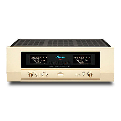 Accuphase A-36 Class-A Stereo Power Amplifier