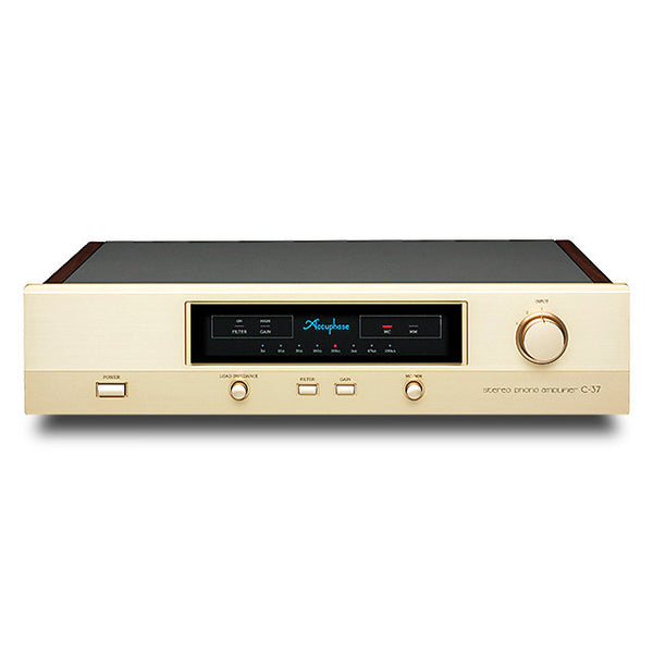 Accuphase C-37 Stereo Phono Amplifier